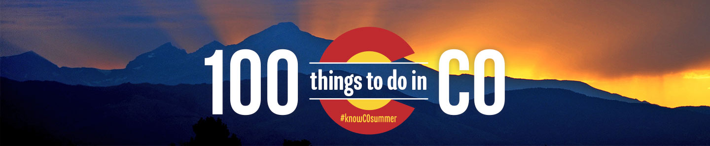 Colorado 100 things to do